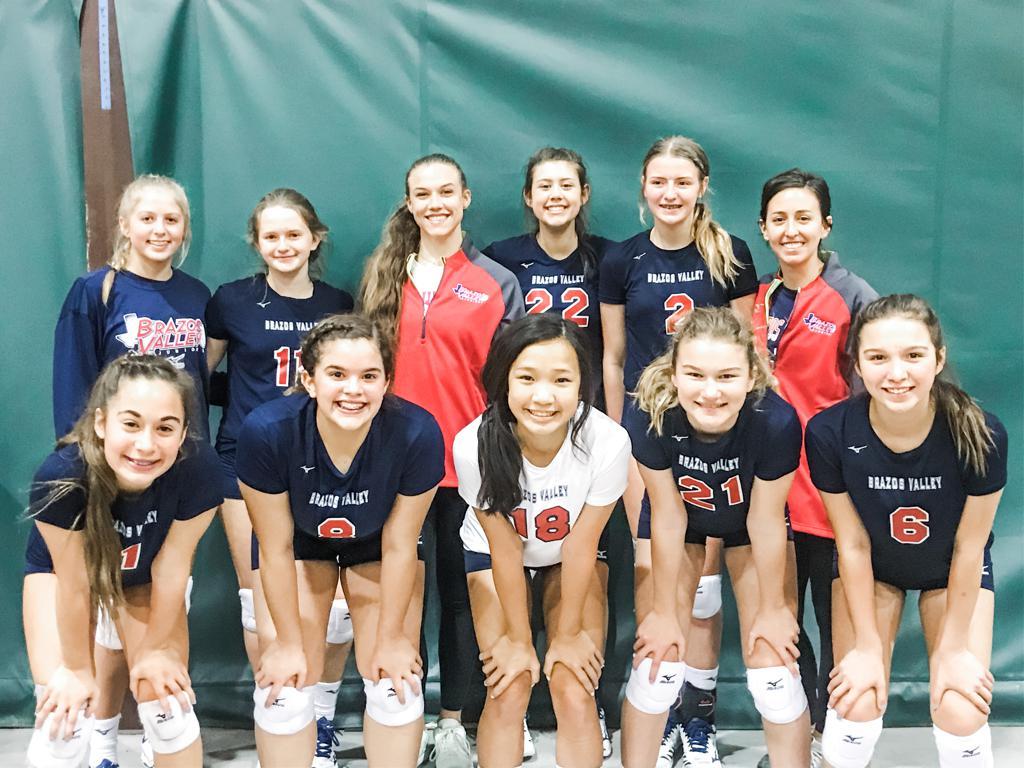 mizuno volleyball tournament houston women's