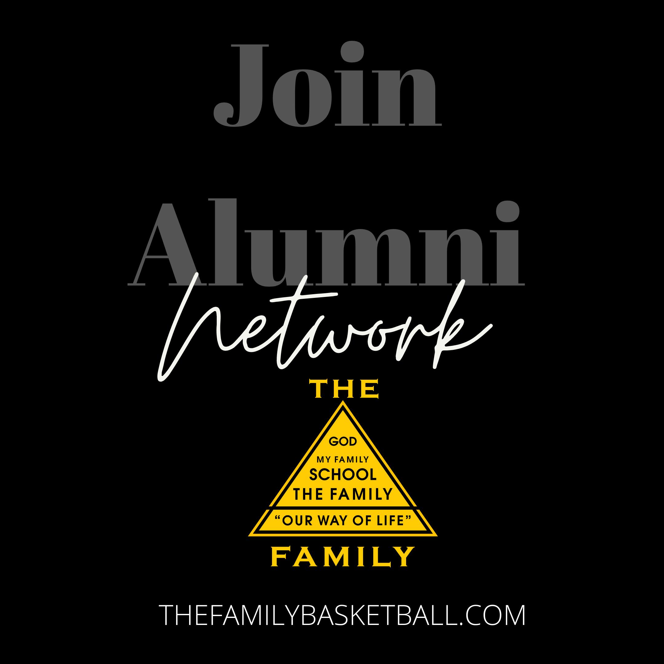 The Family Basketball Alumni Network Survey