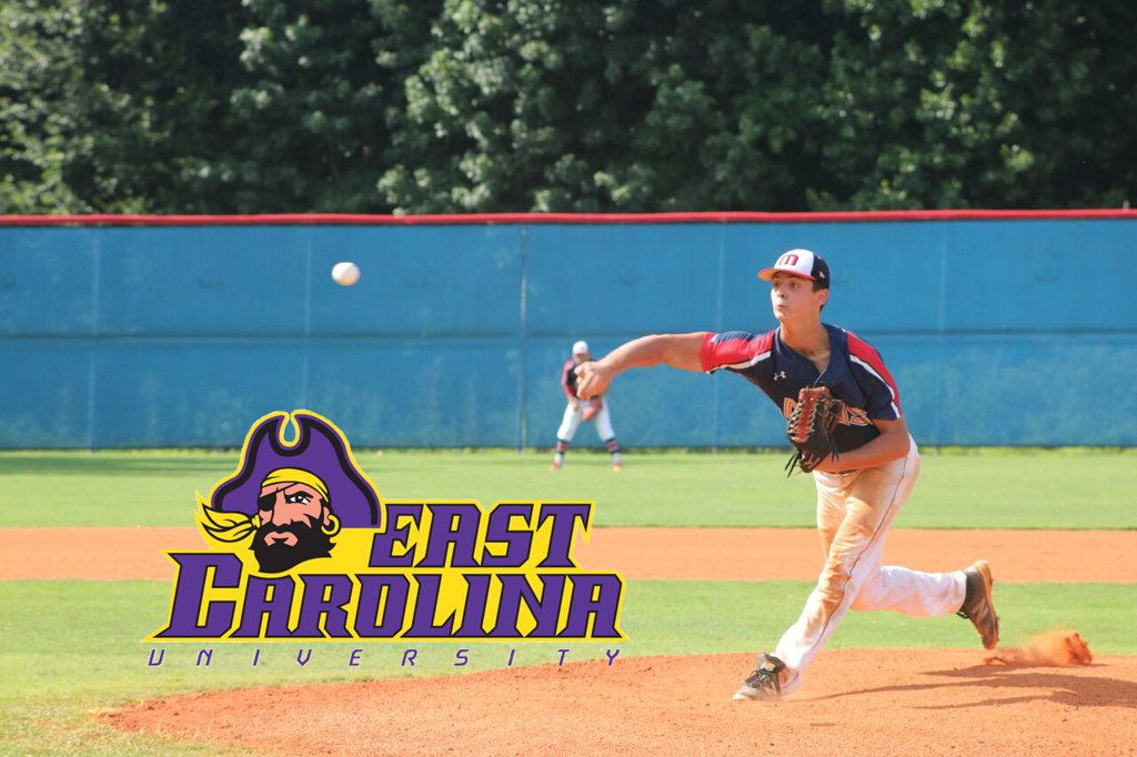 Kenny Schechter Commits to East Carolina University!