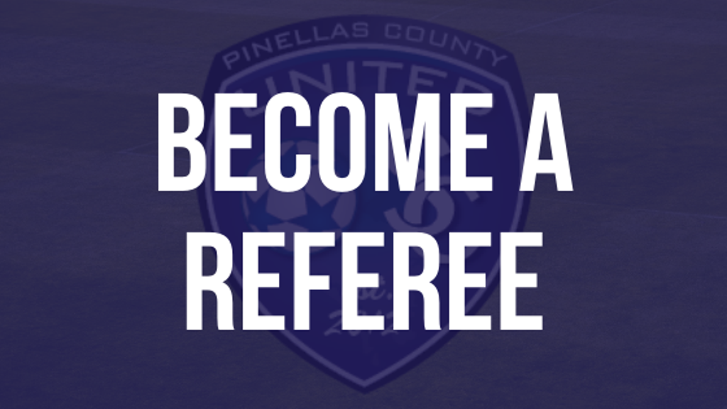 How To Become A Referee Information & Registration