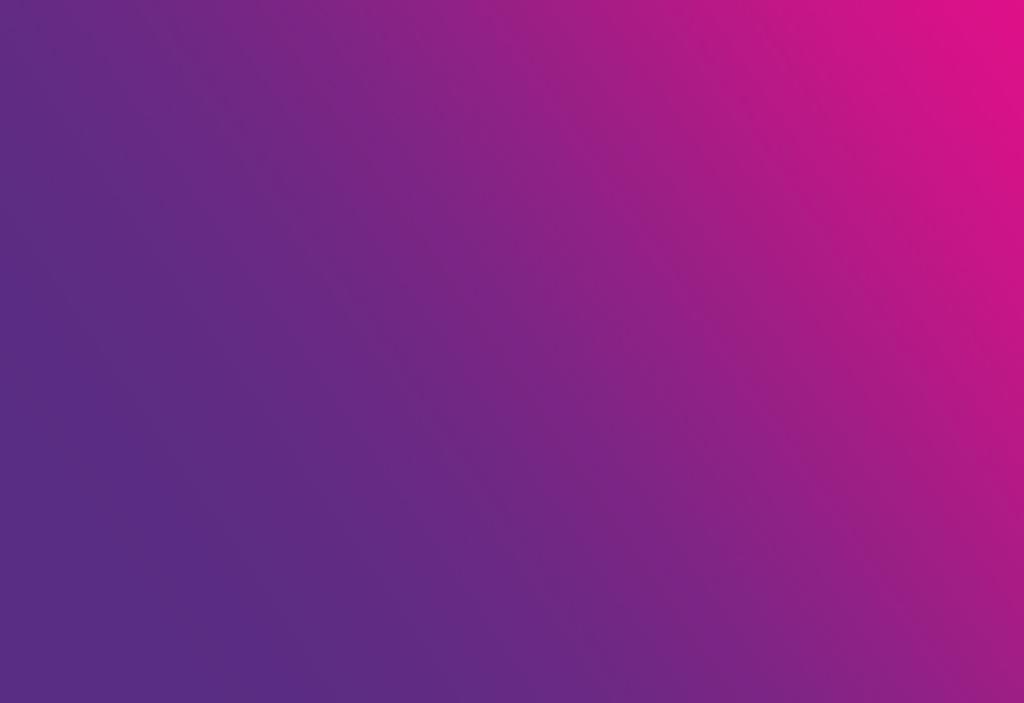 Gradient background color, purple to pink