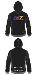 Pst sample hoodie 2018 small