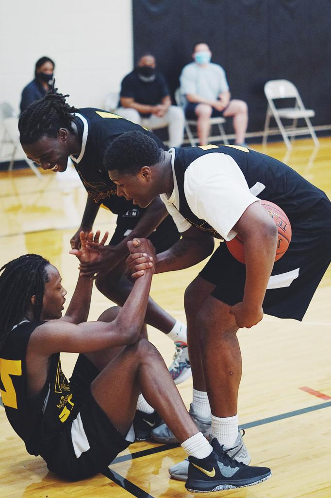 Team GetShook Togetherness