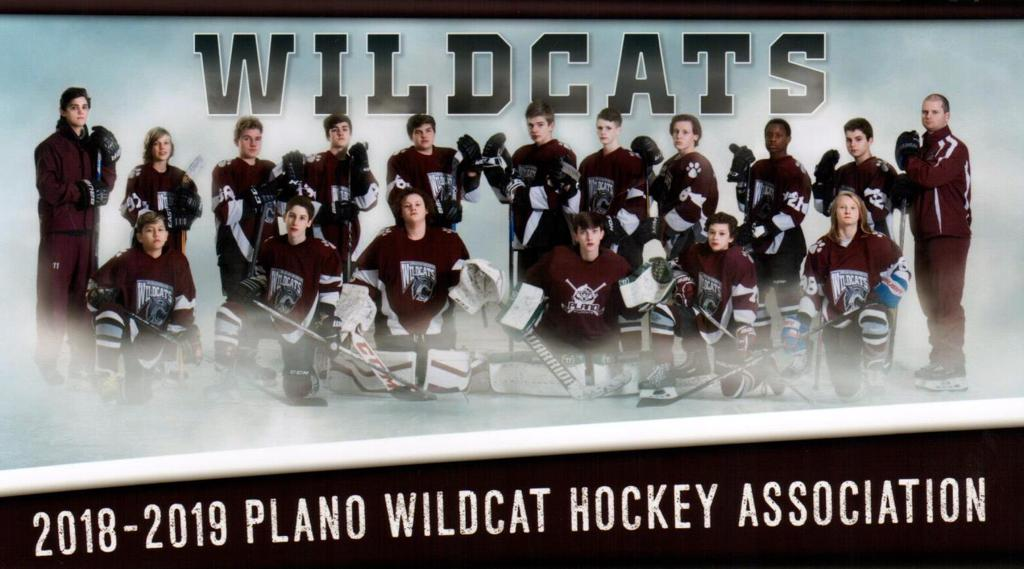 Plano Wildcats Hockey Association