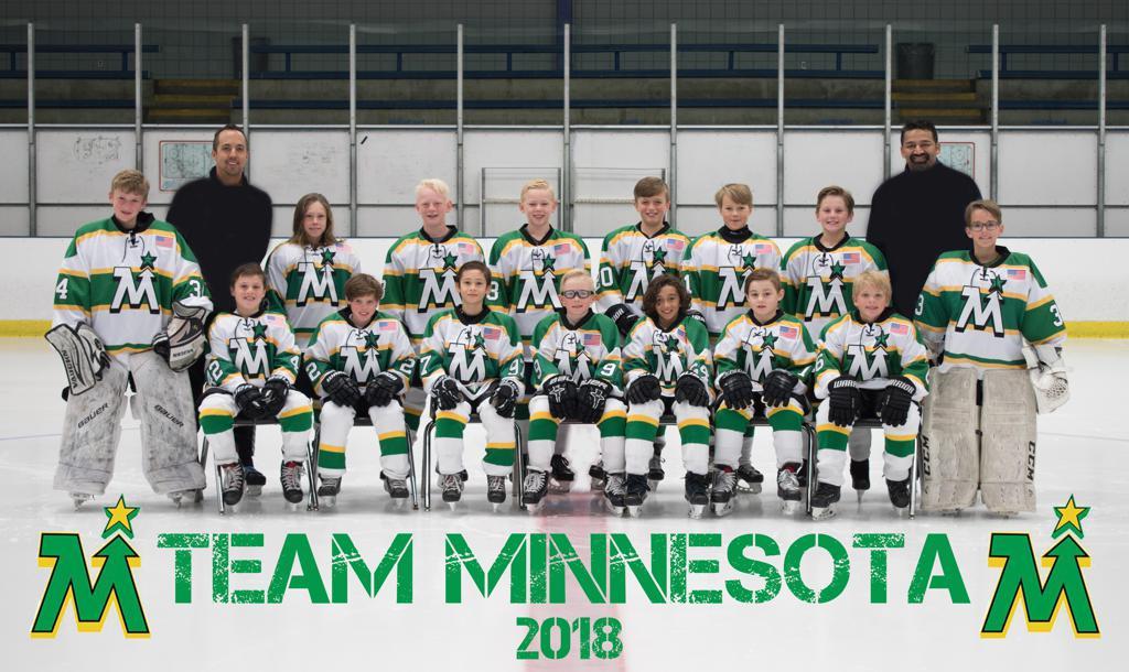 2018 Brick Team Minnesota Announced
