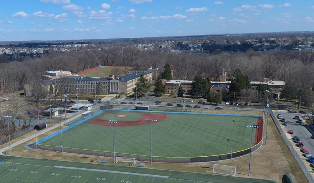 NEW BSE FIELD 2021 - RAMP PLAYGROUND IN PHILLY