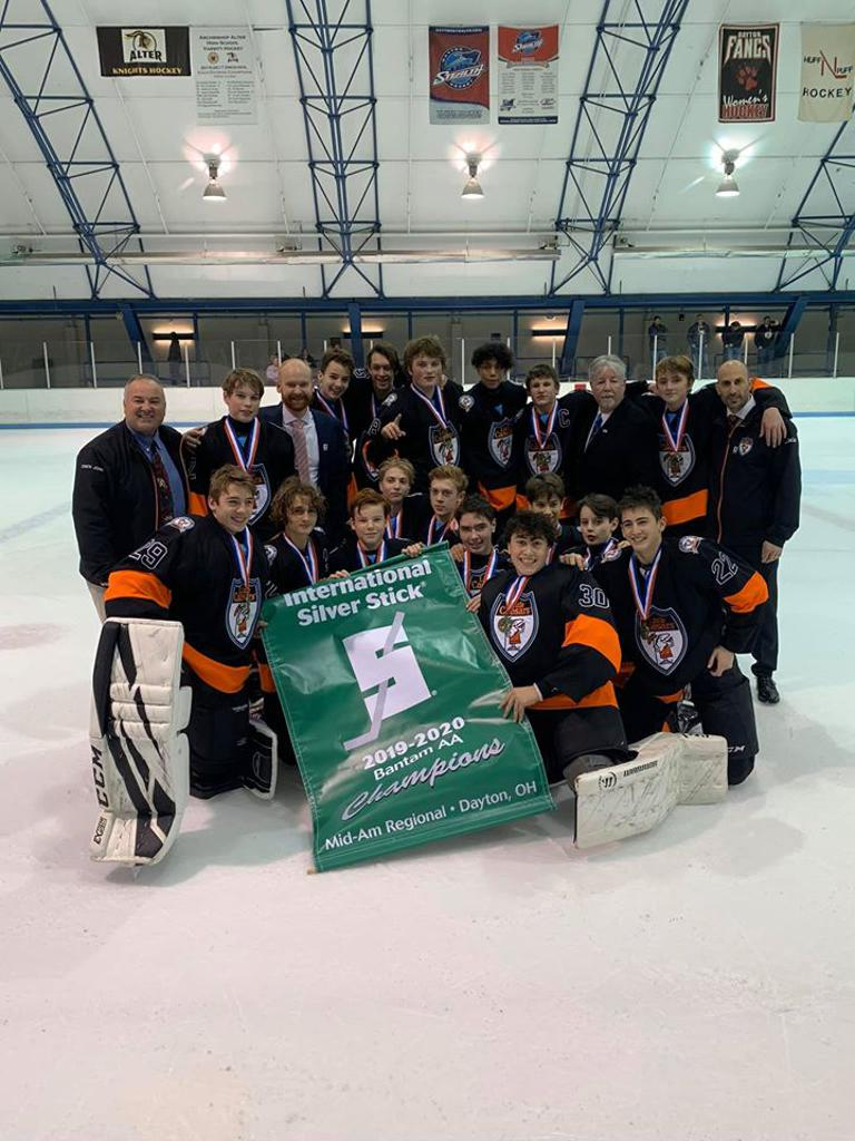 2019 Mid-Am Regional Silver Stick Champs