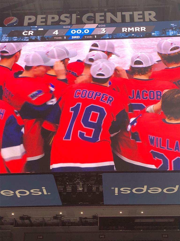 Colorado Rampage AAA Hockey 18U