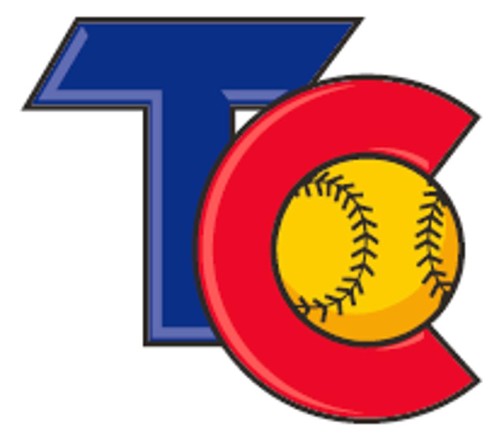 T&C Sports Softball Logo