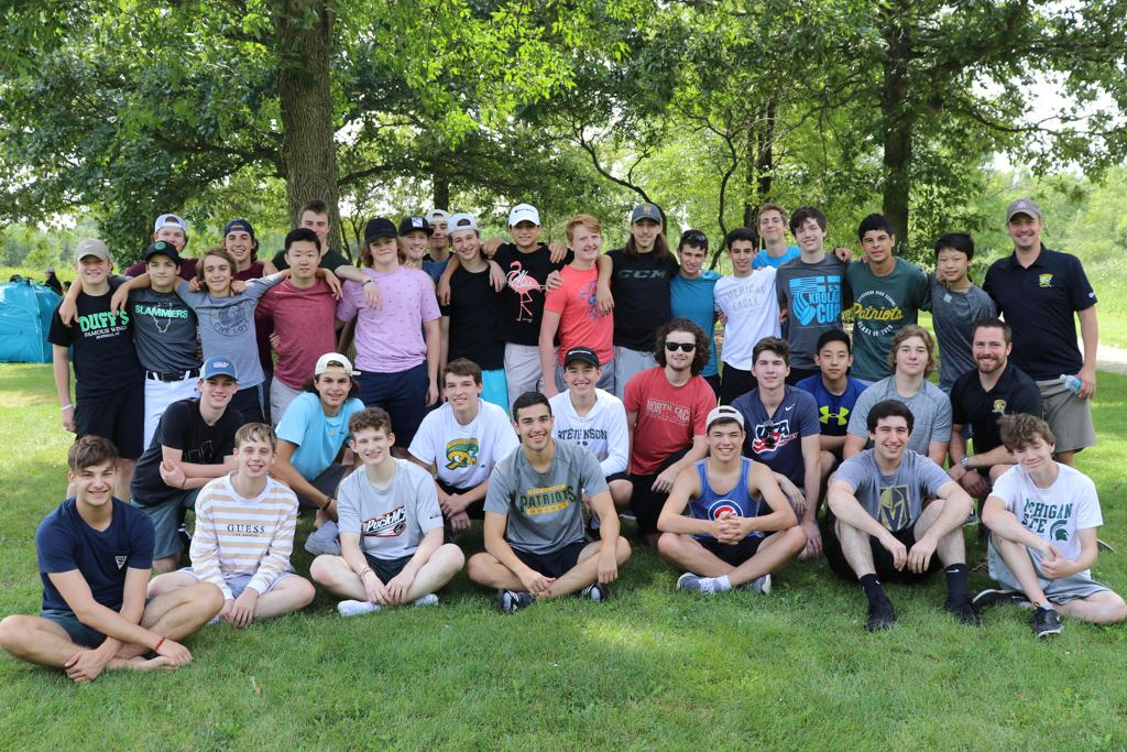 SHS Hockey Welcome Picnic 2019