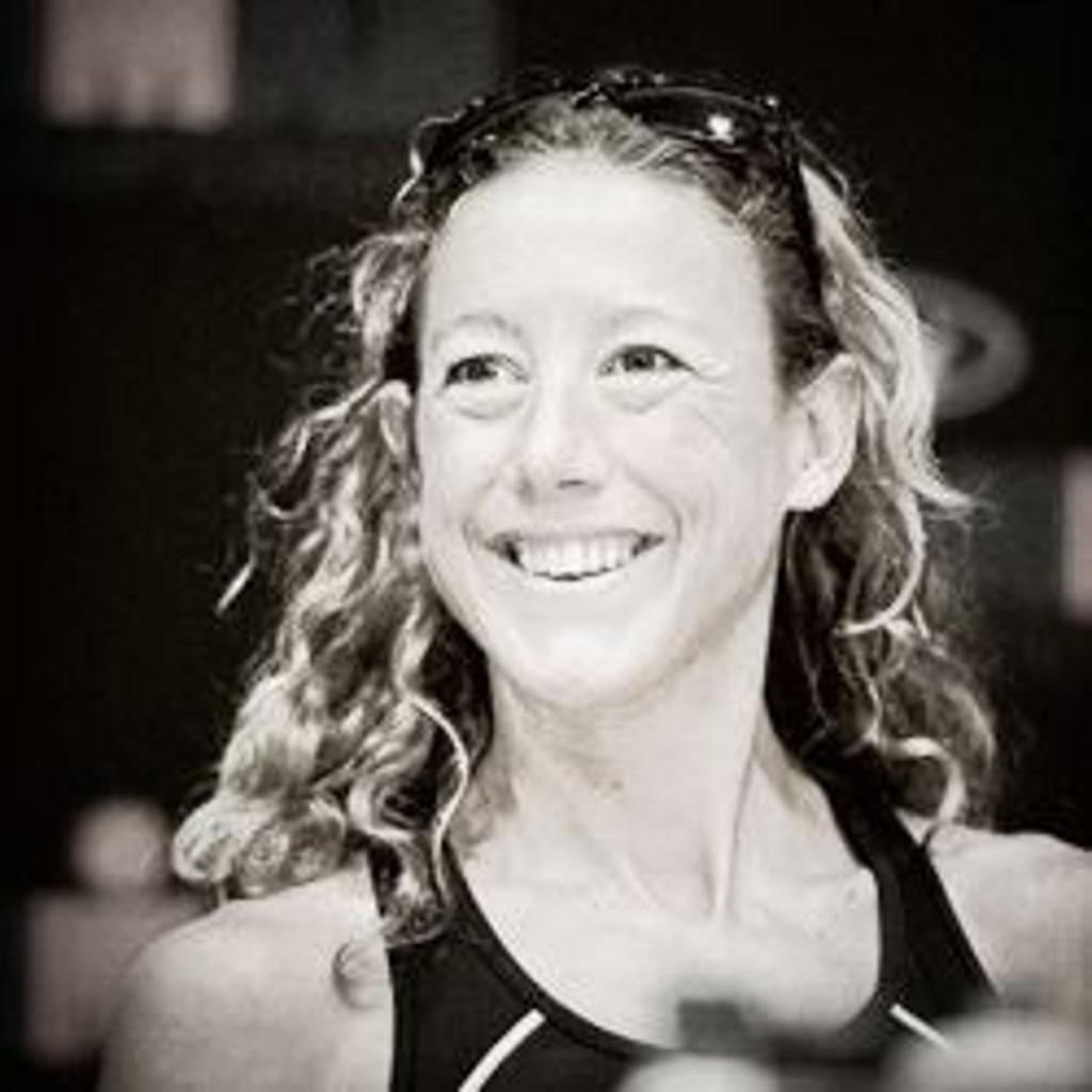 Photo of Chrissie Wellington
