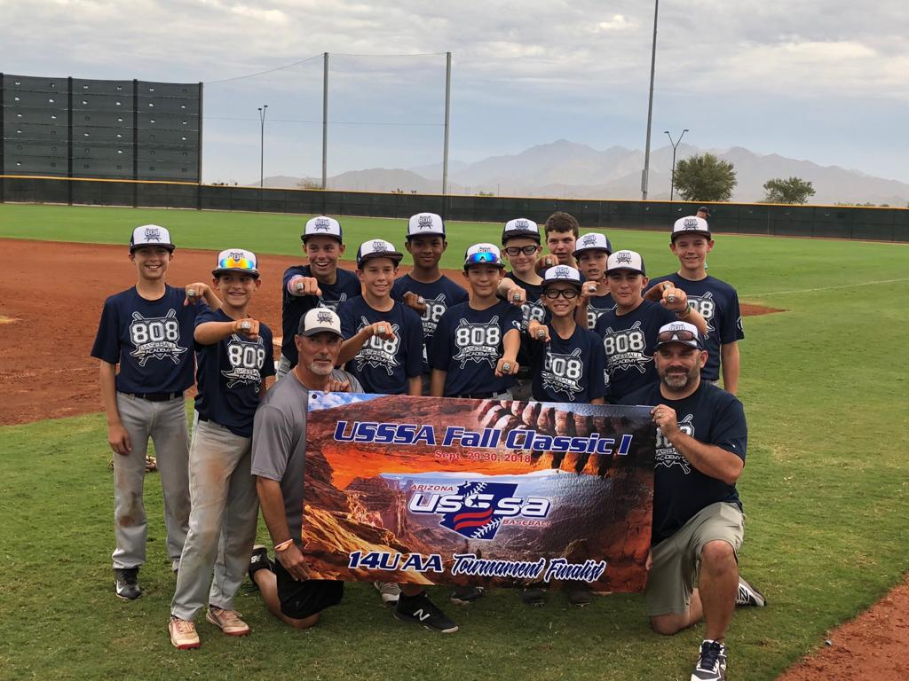 808-AZ Showing Off Their Rings in Arizona