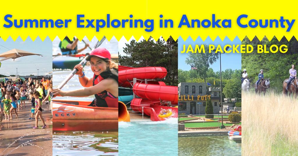 Summer Anoka County Exploring image