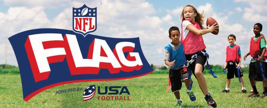 NFL PLAY 60 FLAG FOOTBALL