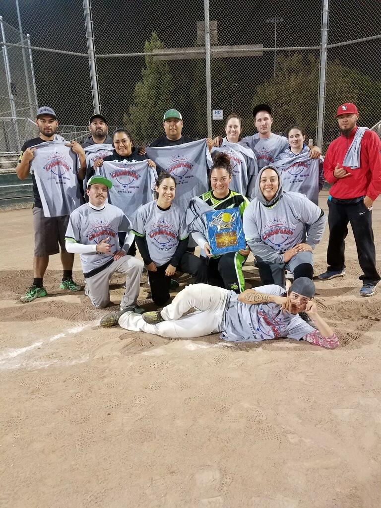 Summer Adult Softball