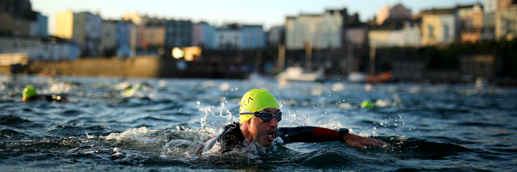 Swim IRONMAN Wales
