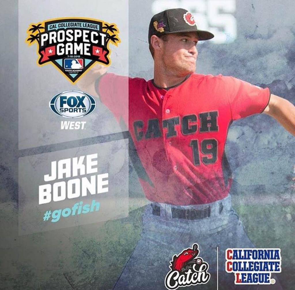 Congratulations to Jake Boone