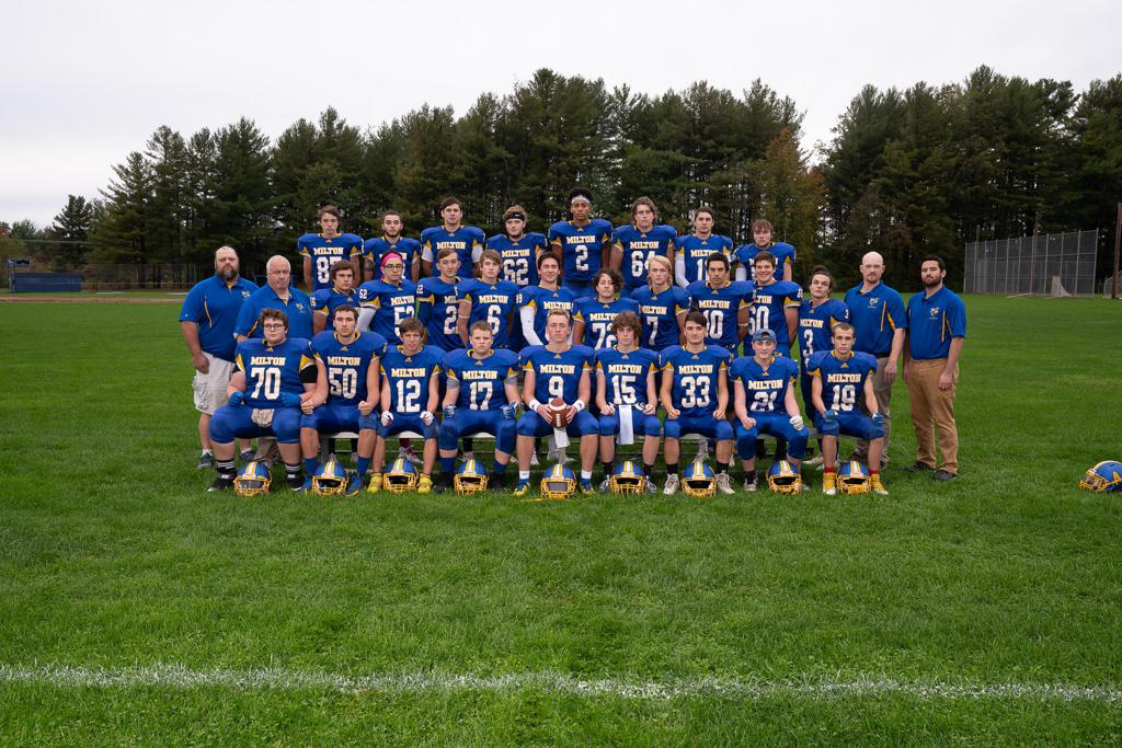 2019-20 Football Team Photo