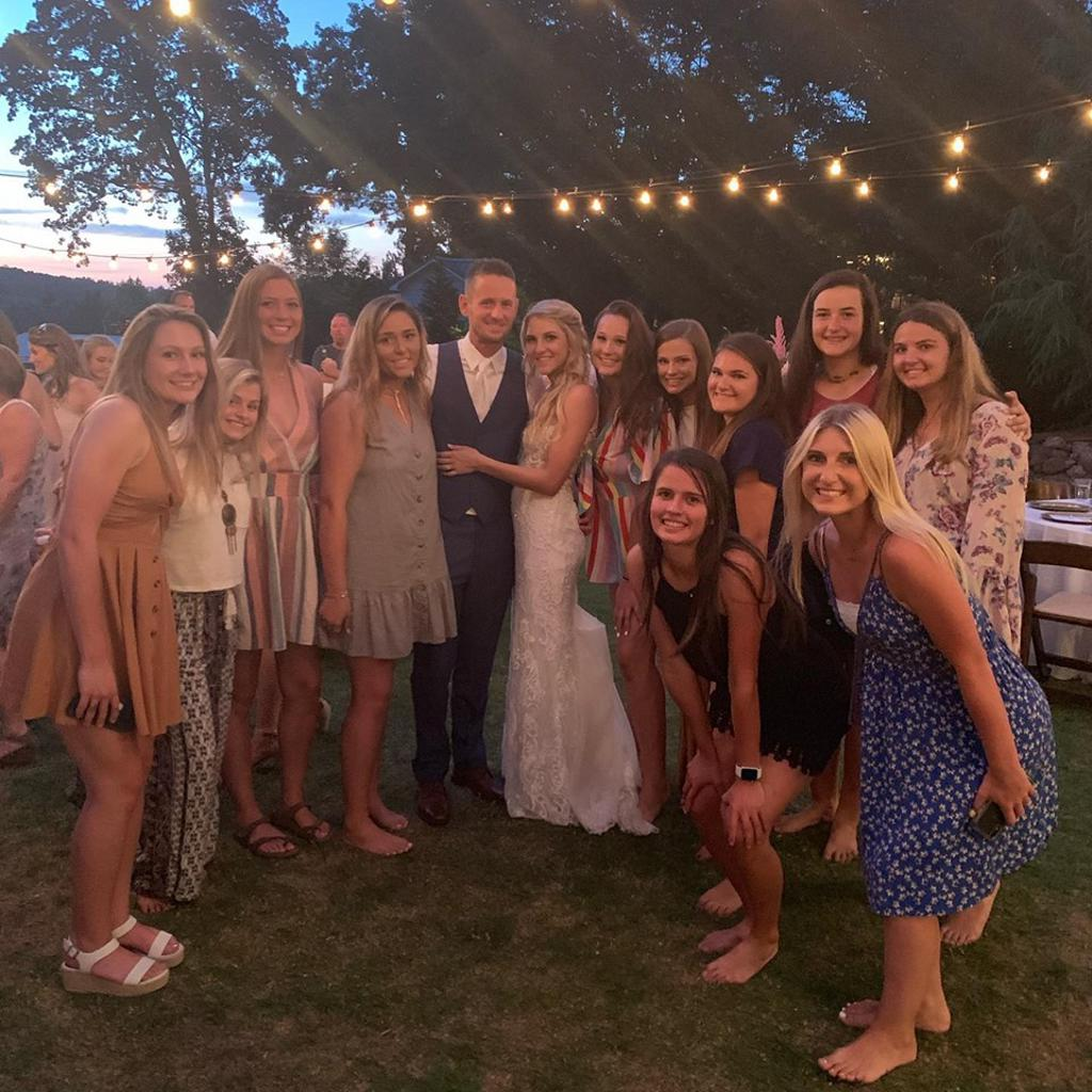 Trowell Wedding