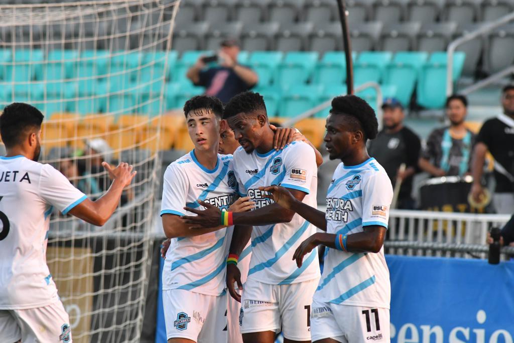 10-MAN COLORADO SPRINGS SWITCHBACKS FC STUN AUSTIN BOLD FC IN STATEMENT COMEBACK WIN