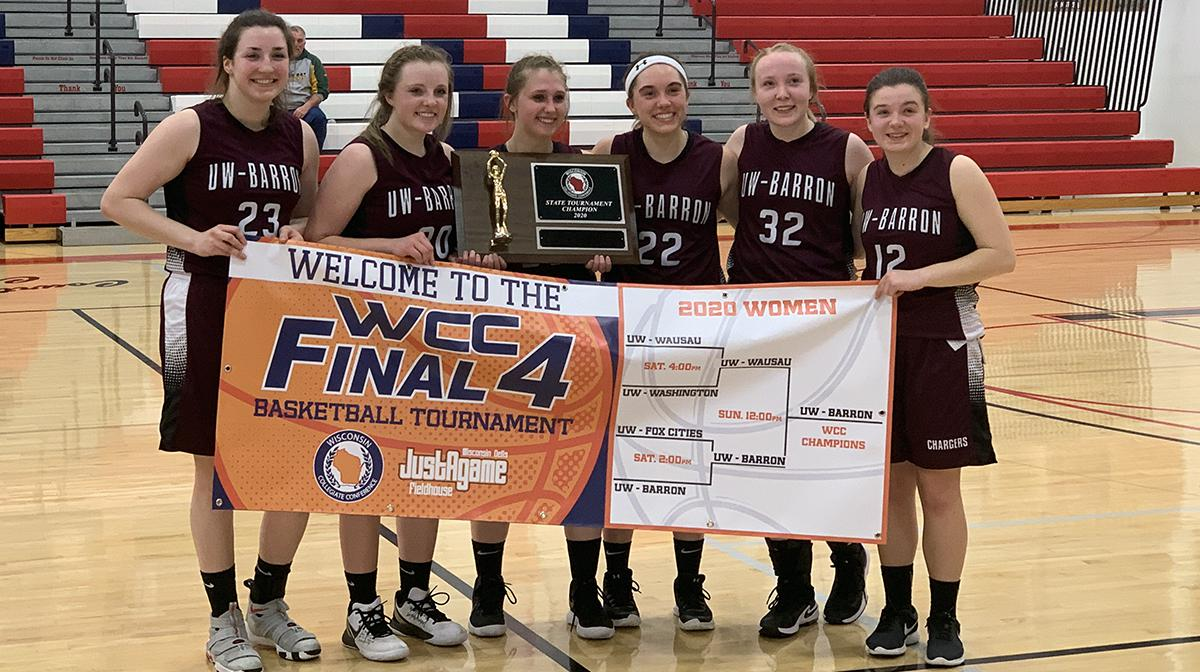 Fourth time is the charm as Barron rallies to top Wausau for WCC Women's Basketball State Tournament