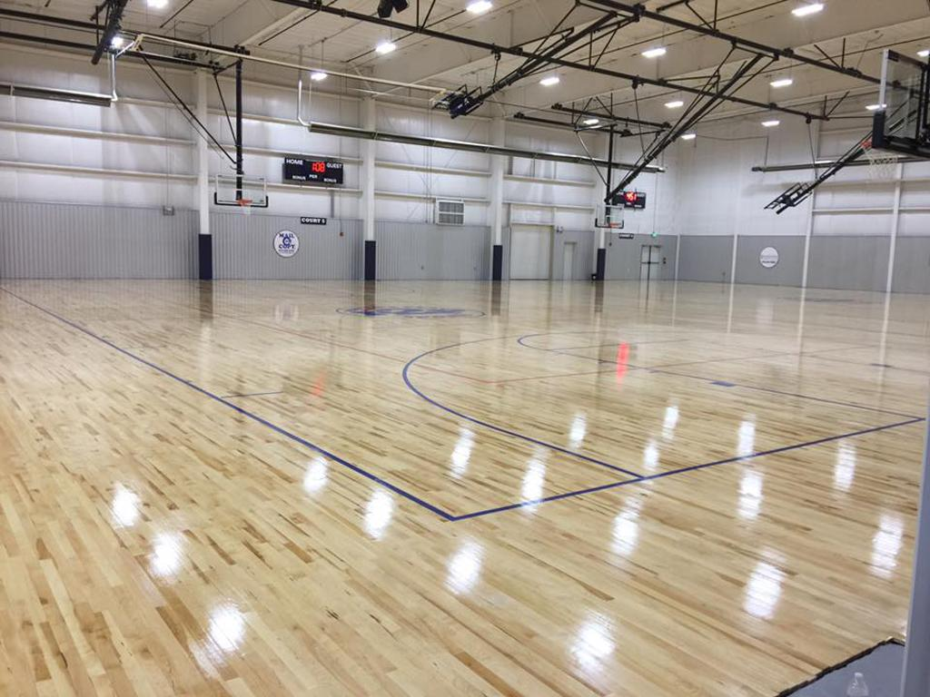 P2P Sports Event Center Courts