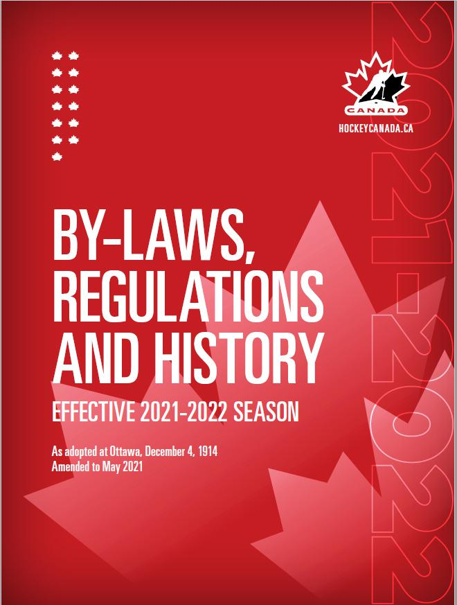 Hockey Canada Articles and Bylaws