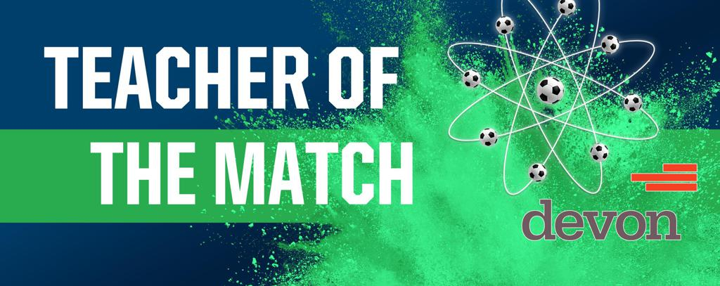 Devon STEM Teacher of the Match