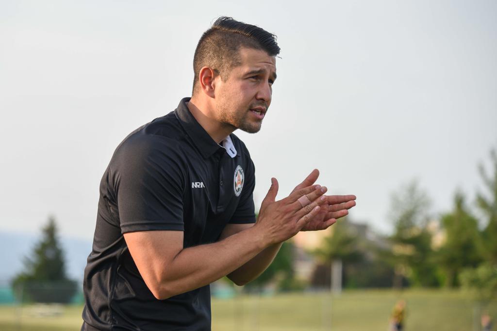 Ilya Orlov (Martin Bazyl/League1 Ontario)