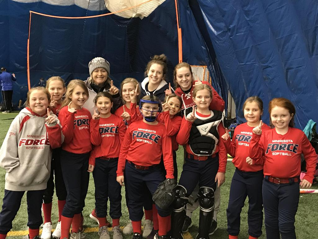 10U Academy Playing at the 2019 MLK Dome Tournament