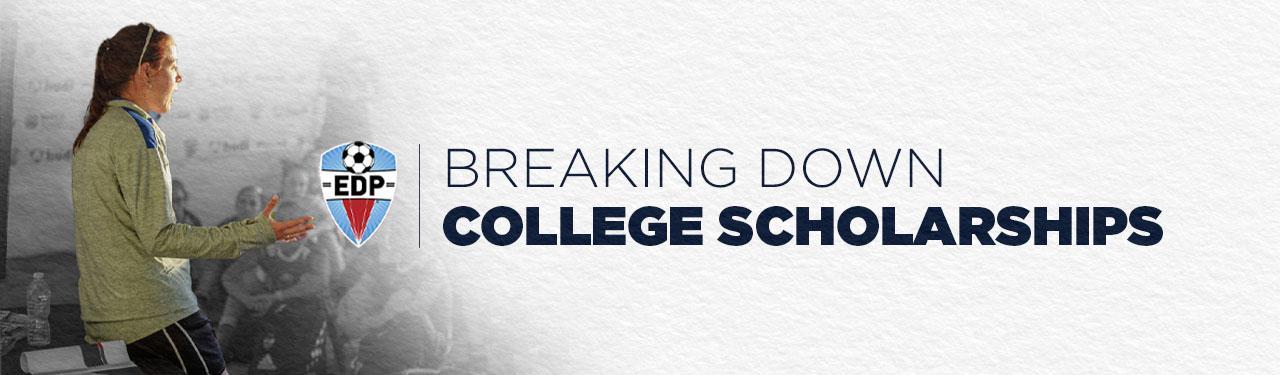 Breaking Down College Scholarships