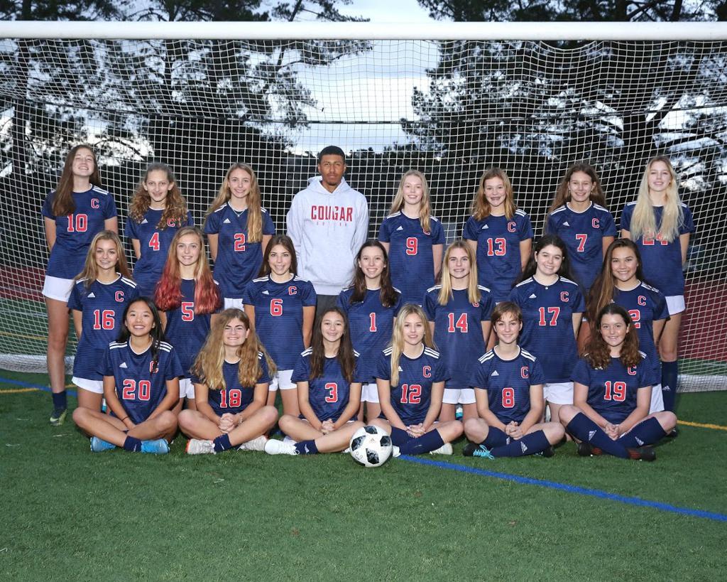 2019-2020                       Frosh Girls Soccer