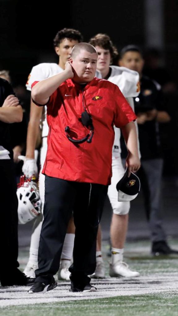 Coach Bryan Lynn