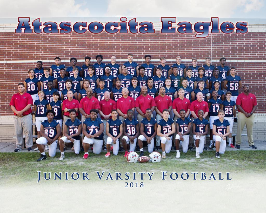 2018 Fall Football JV
