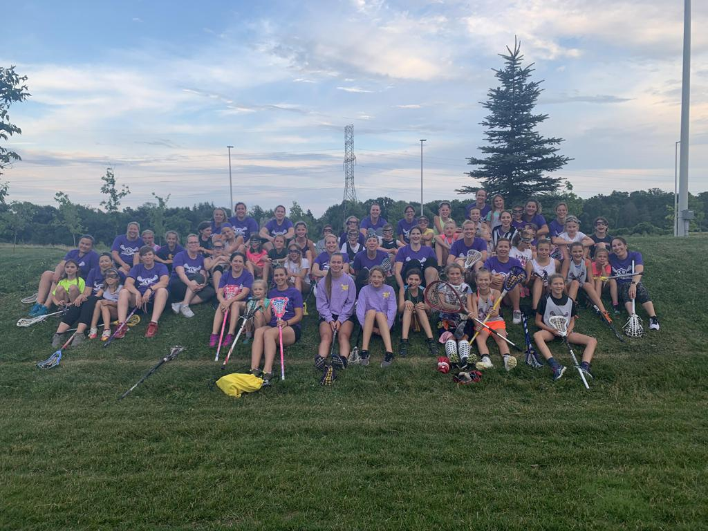 A great time was had by all at our first annual mother/daughter game
