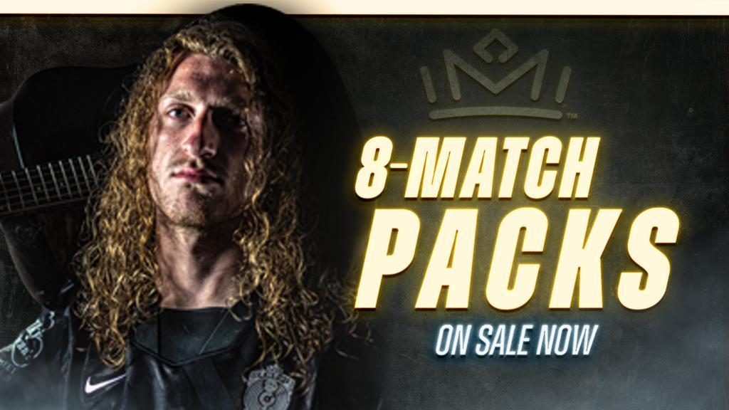 8-Match Half Packs
