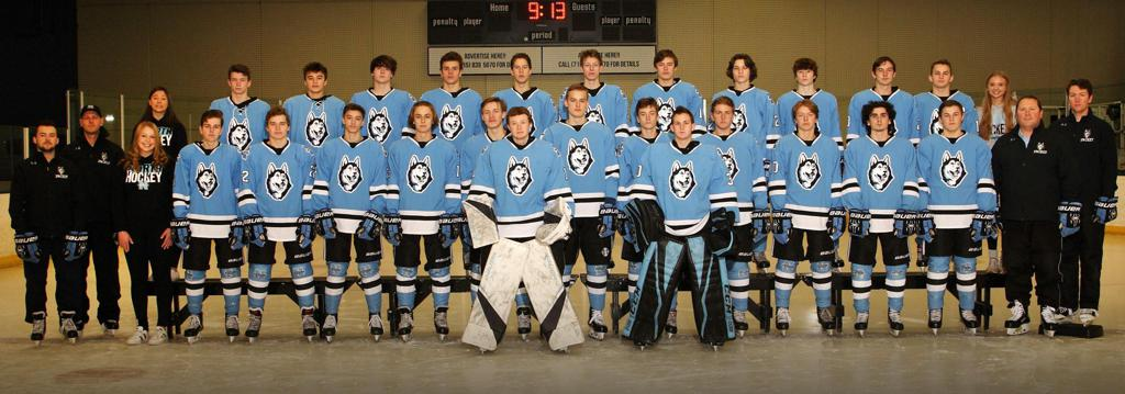 North Hockey Team 2019-2020
