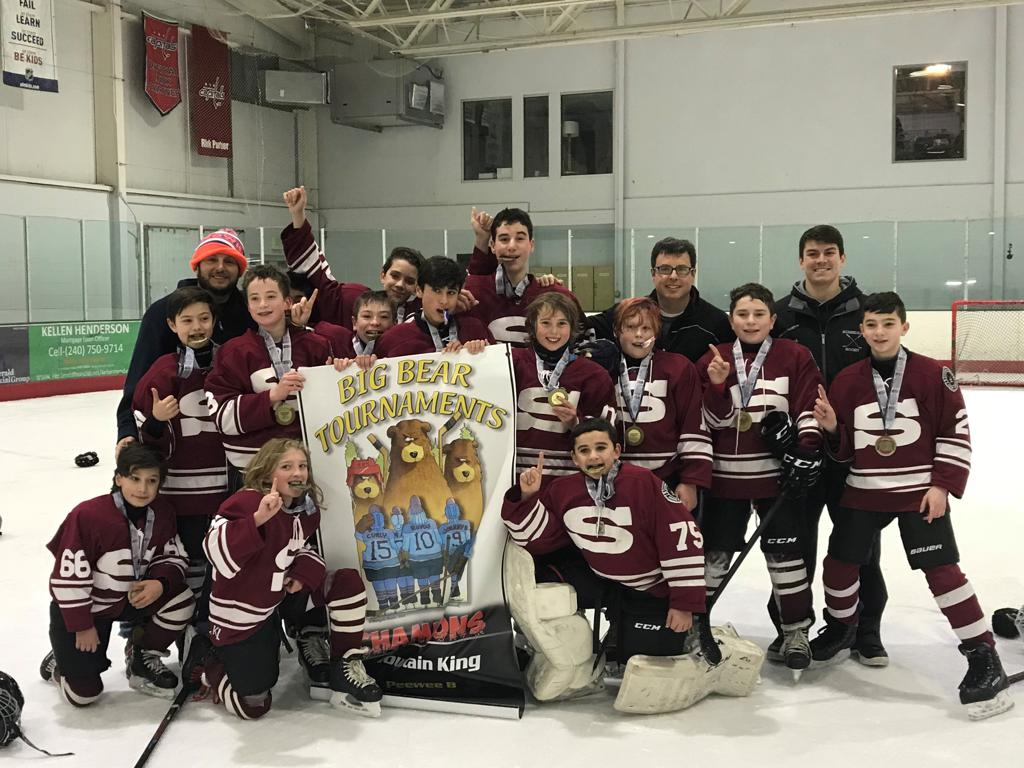 2018 Pee Wee Mountain King - CHAMPIONS