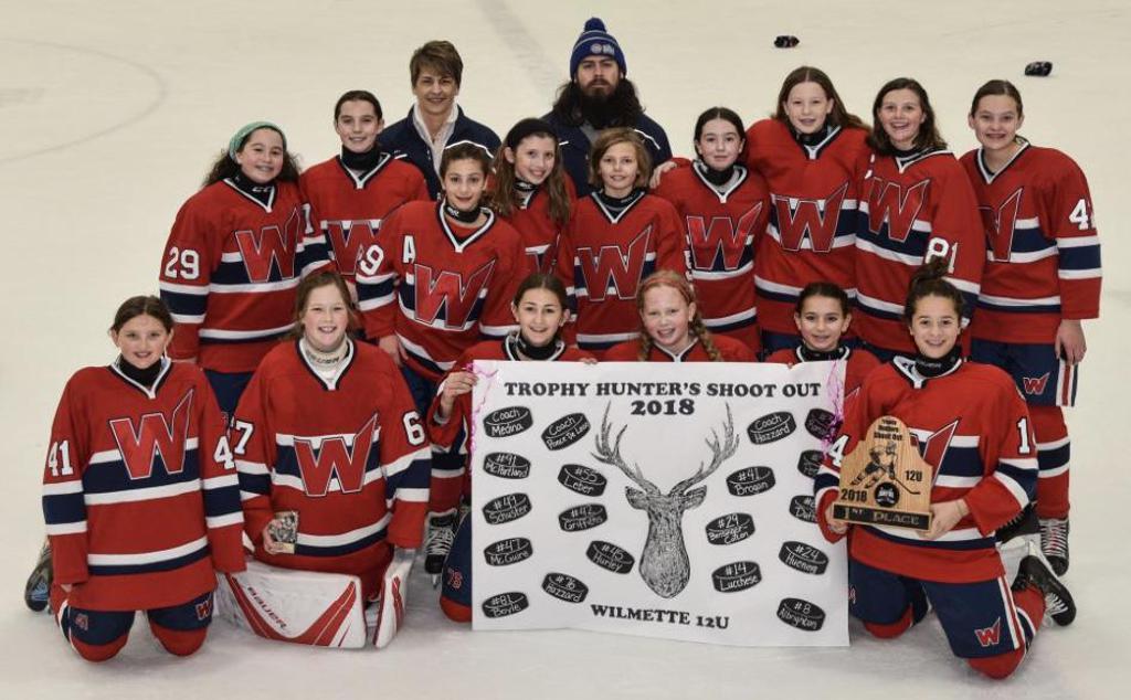 Fond Du Lac Trophy Hunters Tournament Champions