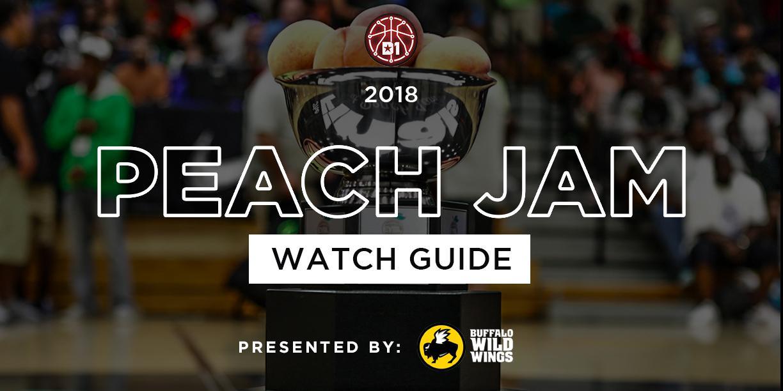 2018 Peach Jam Watch Guide: July 11 Top Games & Matchups