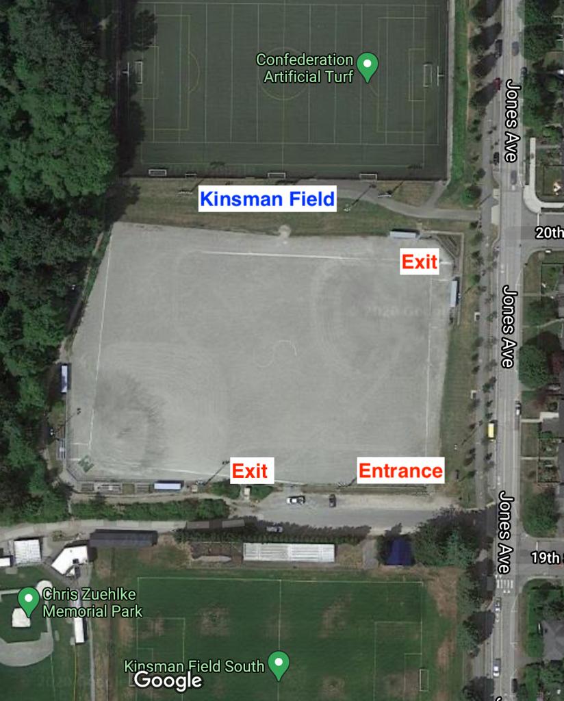 Kinsmen Field