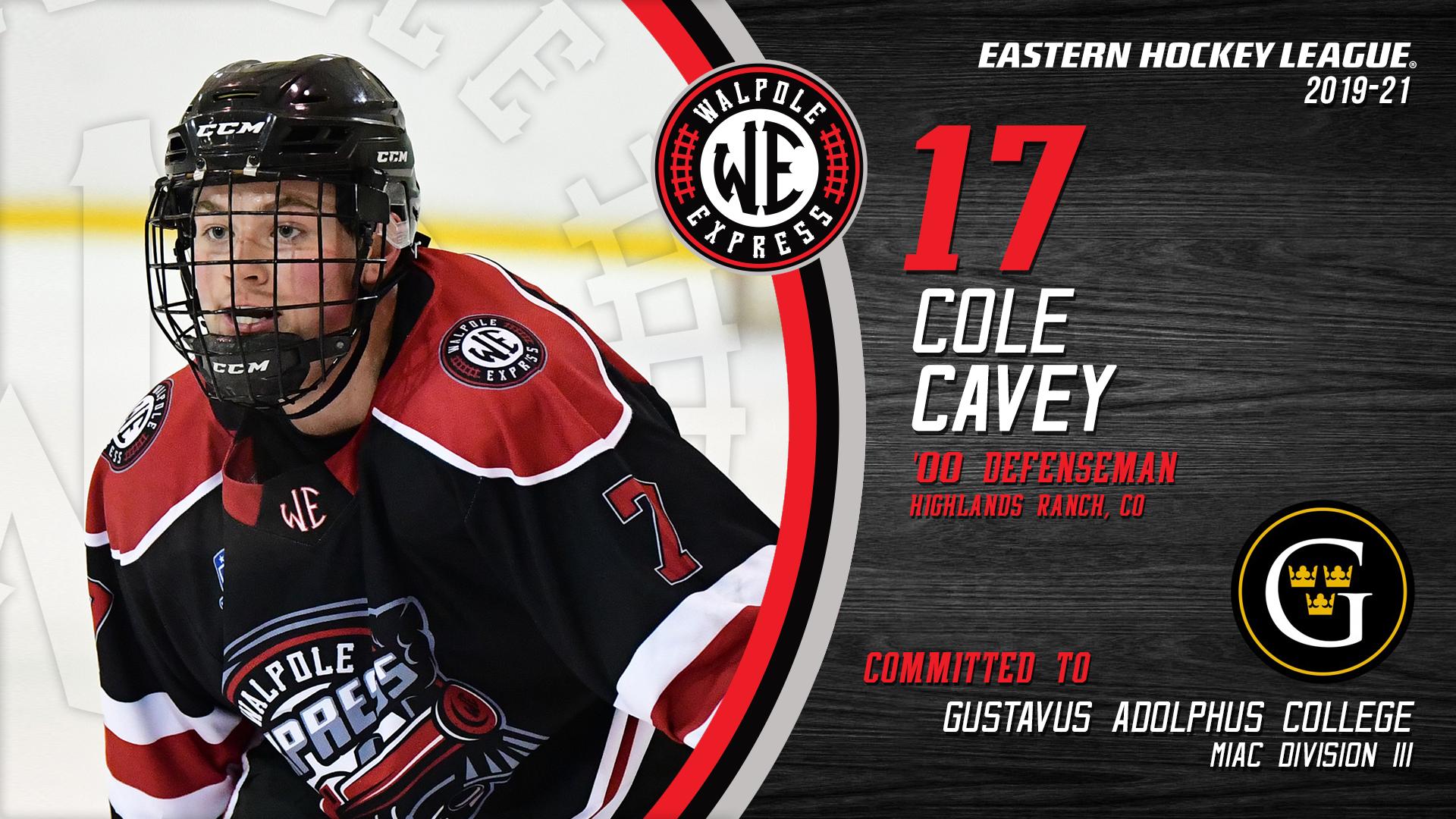 Cole Cavey