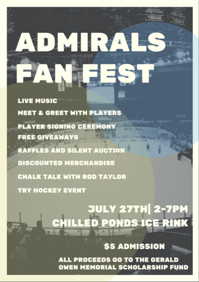 Fan Fest Flyer medium - Giveaway Monkey
