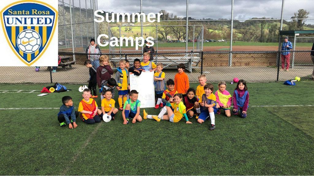 Santa Rosa Summer Camps