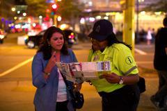 Downtown Minneapolis Nightlife DID Ambassador