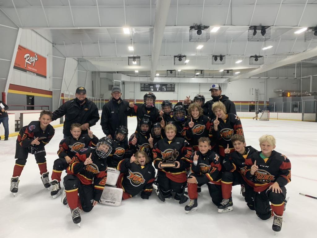 Indy Hockey Tournament Series Champions - Jr Fuel 11U AAA