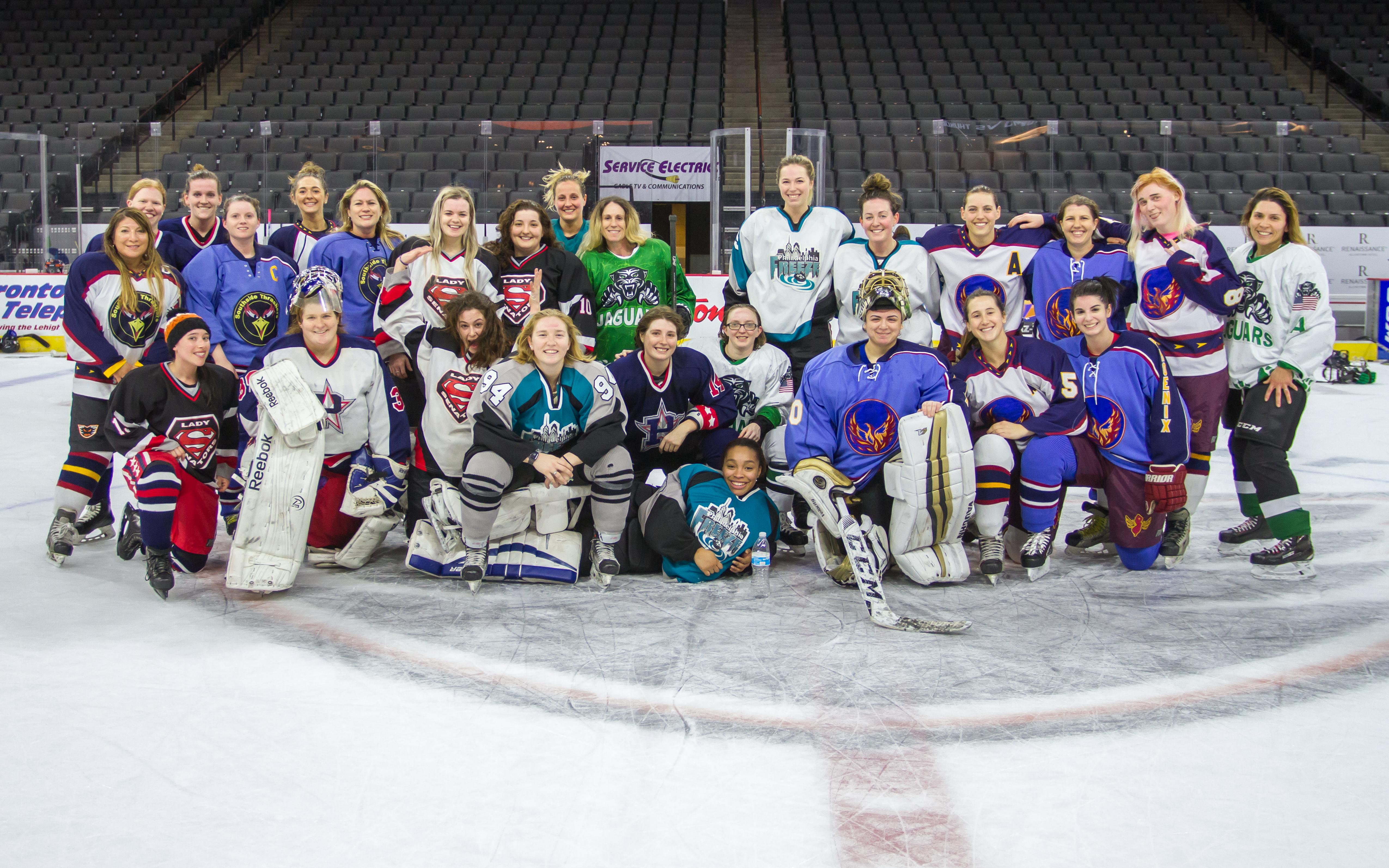 2019 UWHL Winter Classic - D1/D2 All-Stars