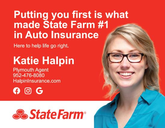 State Farm - Katie Halpin