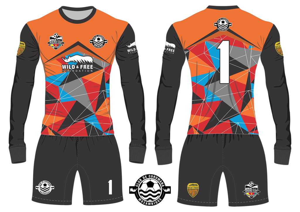 Corumana FC Waters Goalkeeper Kit RCCL 2019