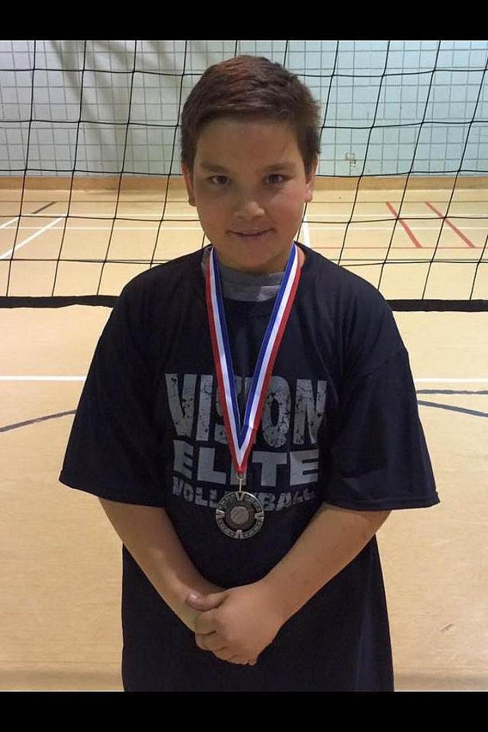 Mini Volleyball Silver